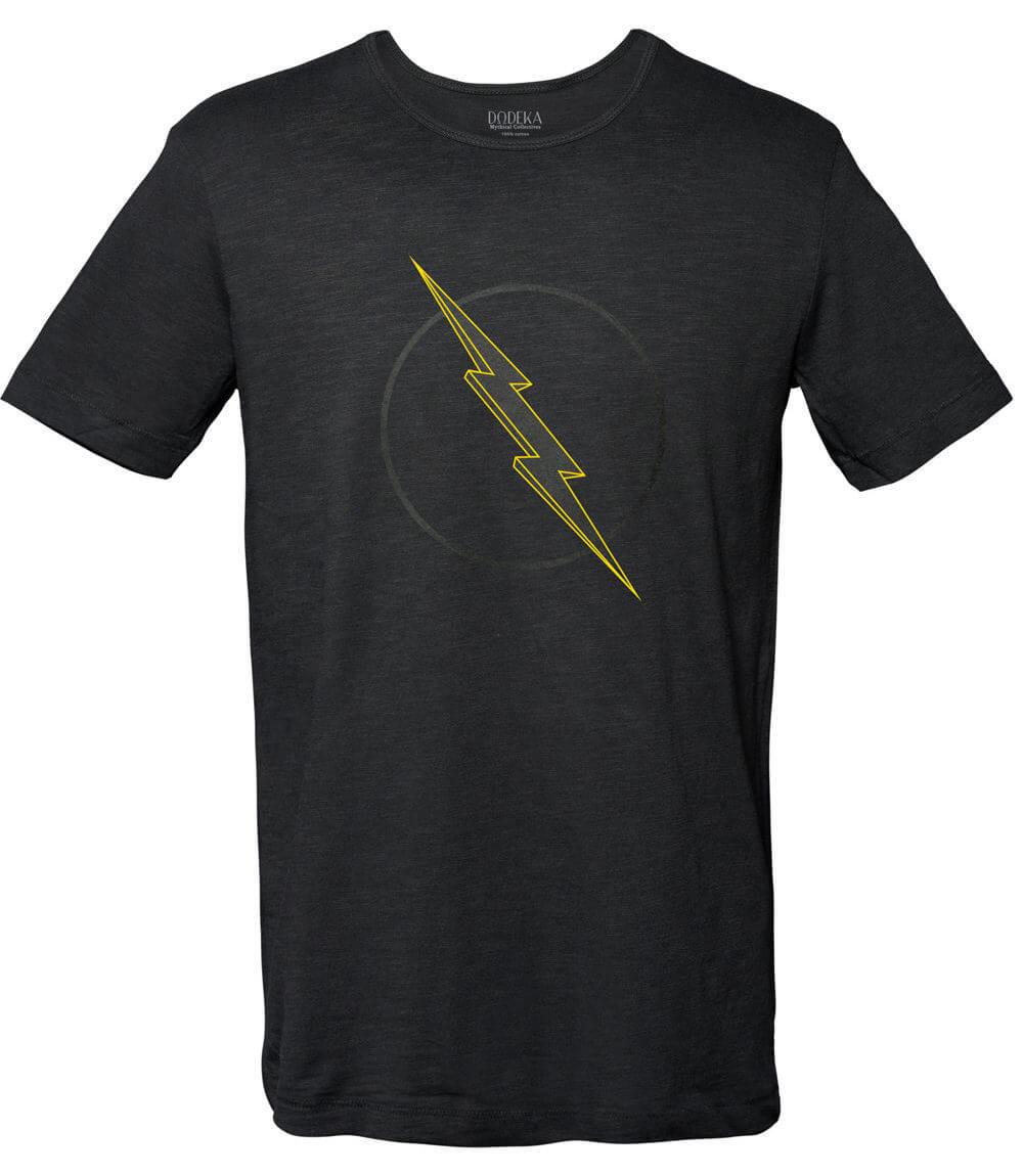 """Ανδρικό T-shirt """"Nychta"""" ZEUS"""