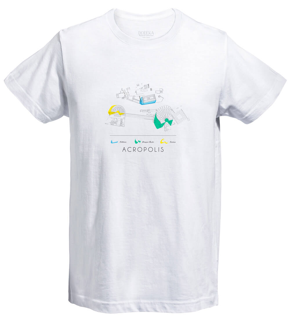 Men T-shirt ACROPOLIS