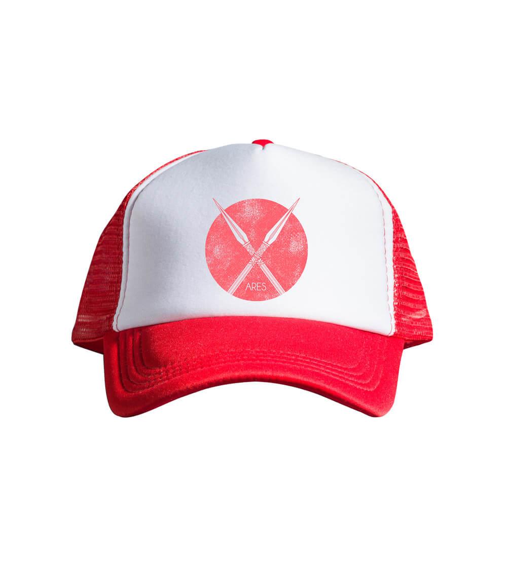 "Trucker Hat ""Mera"" ARES"