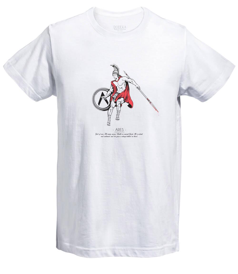 Men T-shirt ARES