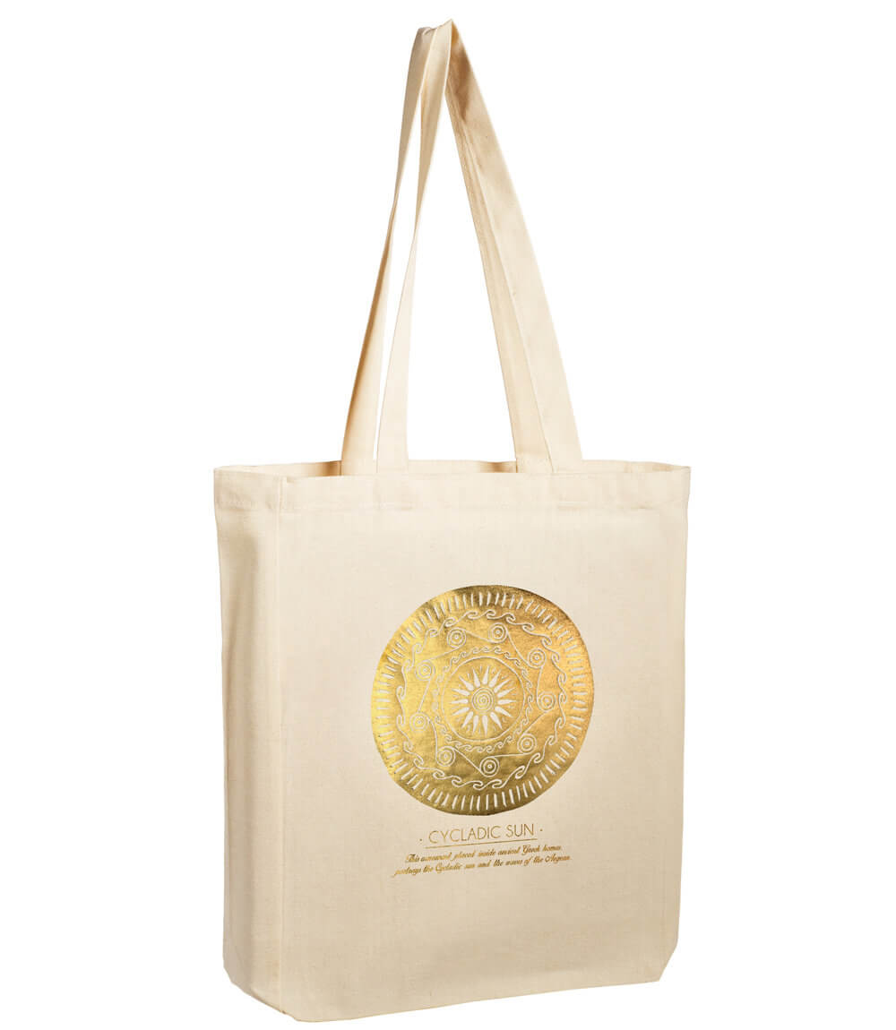 Shopping Bag CYCLADIC SUN