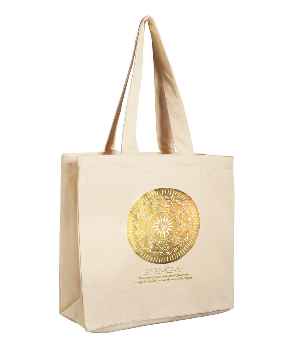 Carry Bag CYCLADIC SUN