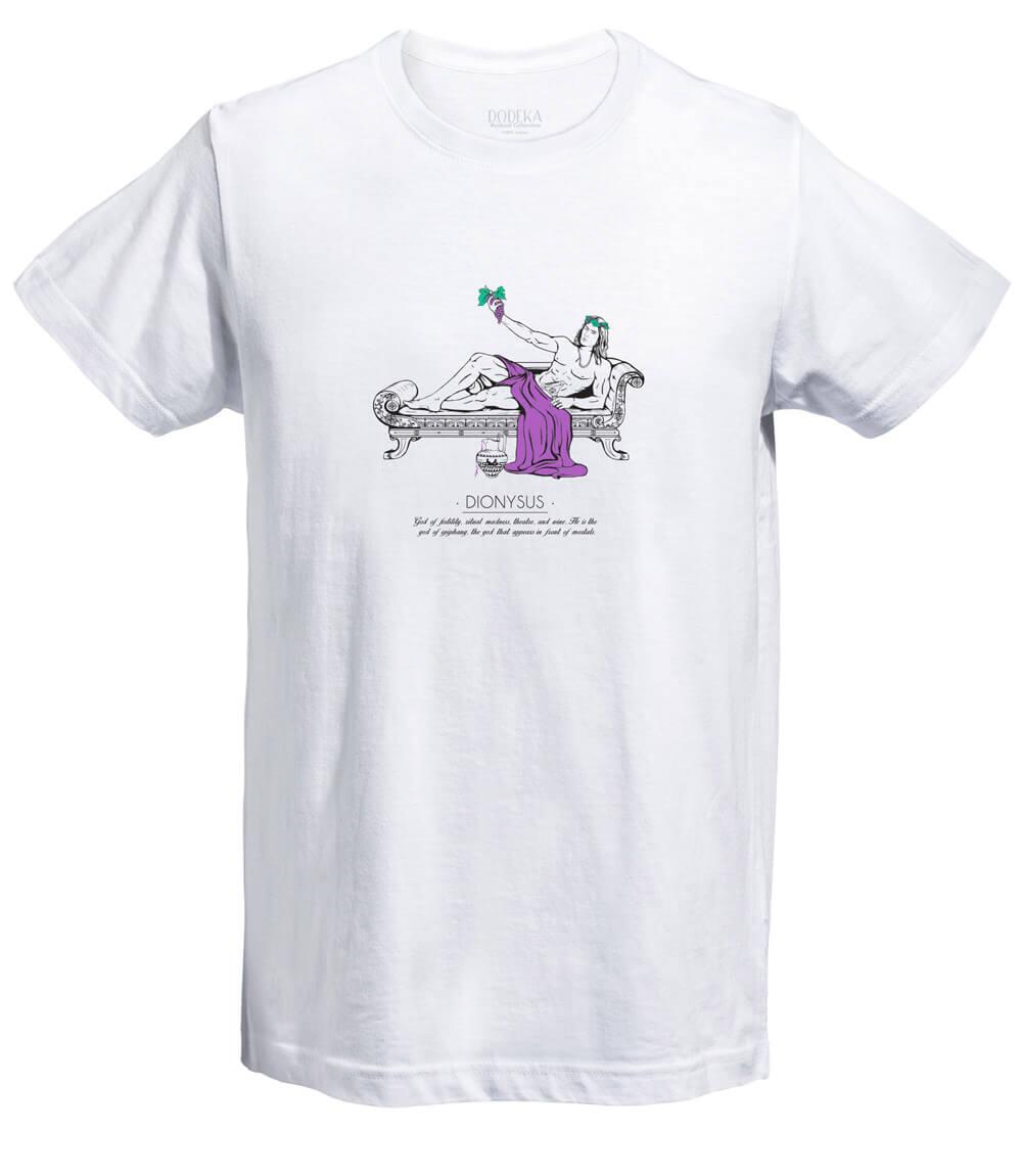 Men T-shirt DIONYSUS