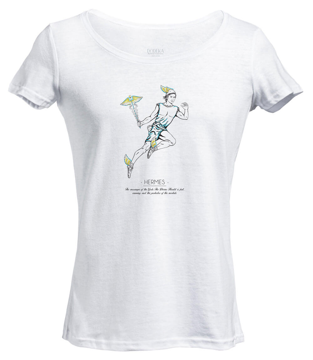 Women T-shirt HERMES