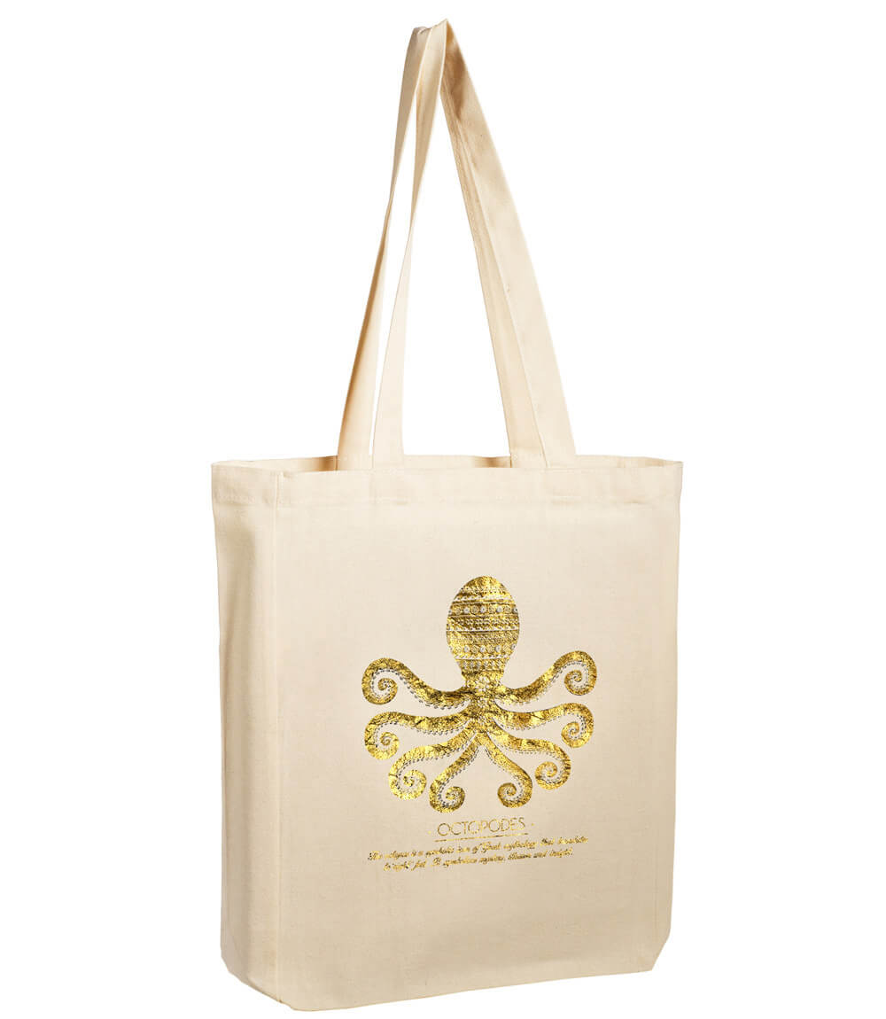 Shopping Bag OCTOPUS