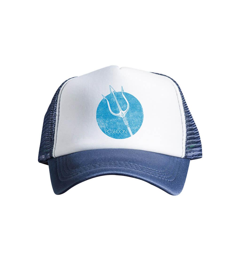 """Trucker Hat """"Mera"""" POSEIDON"""