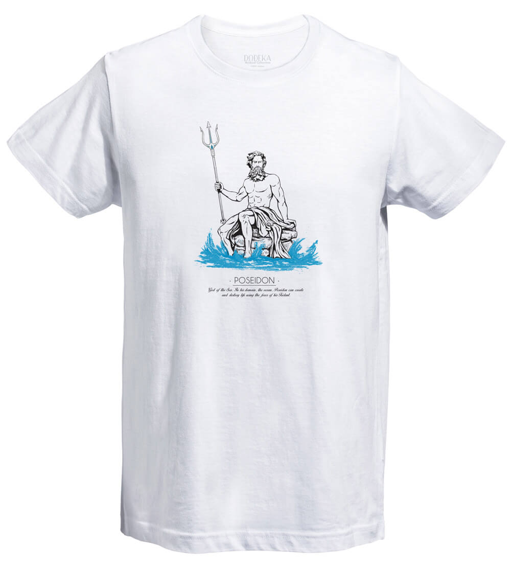 Men T-shirt POSEIDON