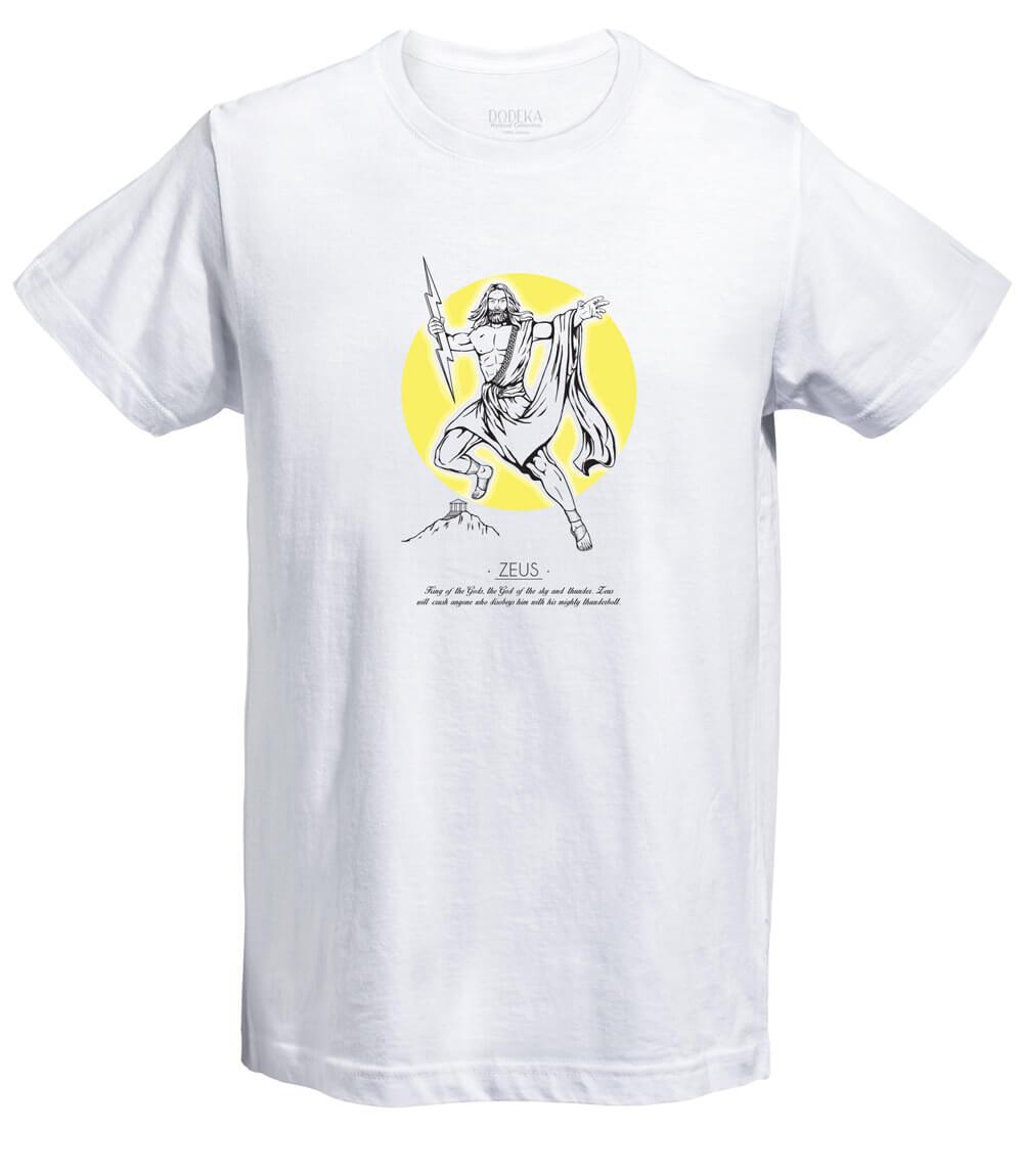 Ανδρικό T-shirt ZEUS