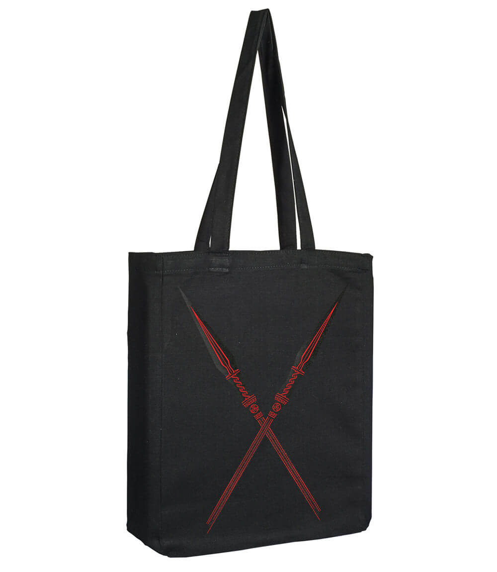 "Shopping Bag ""Nychta"" ARES"