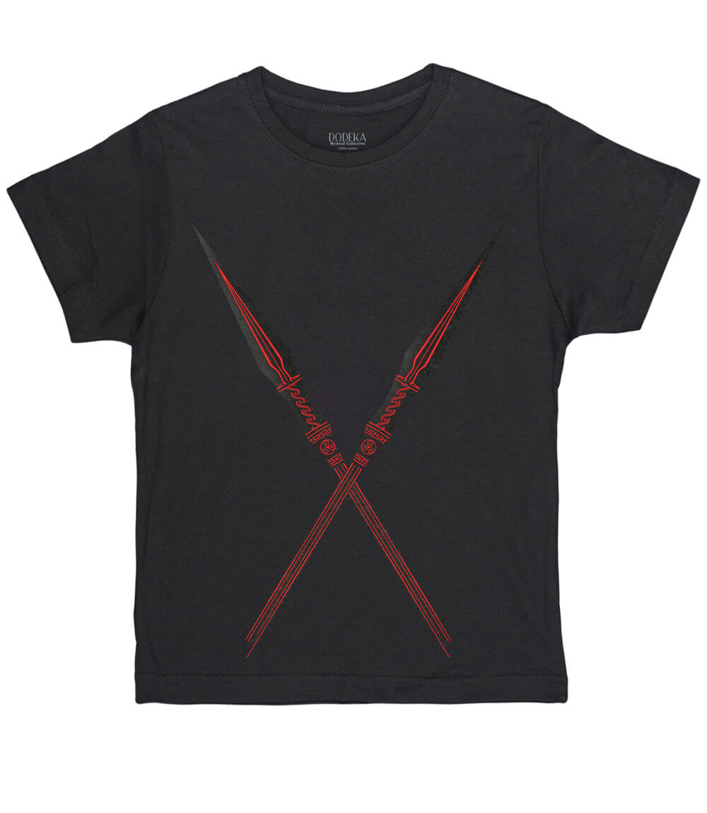 "Kids T-shirt ""Nychta"" ARES"