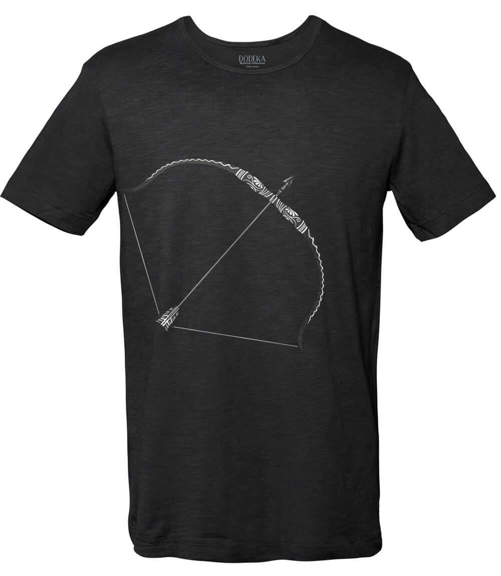 "Men T-shirt ""Nychta"" ARTEMIS"