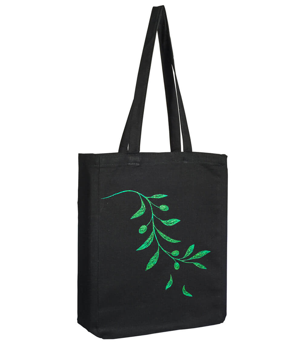 "Shopping Bag ""Nychta"" ATHENA"