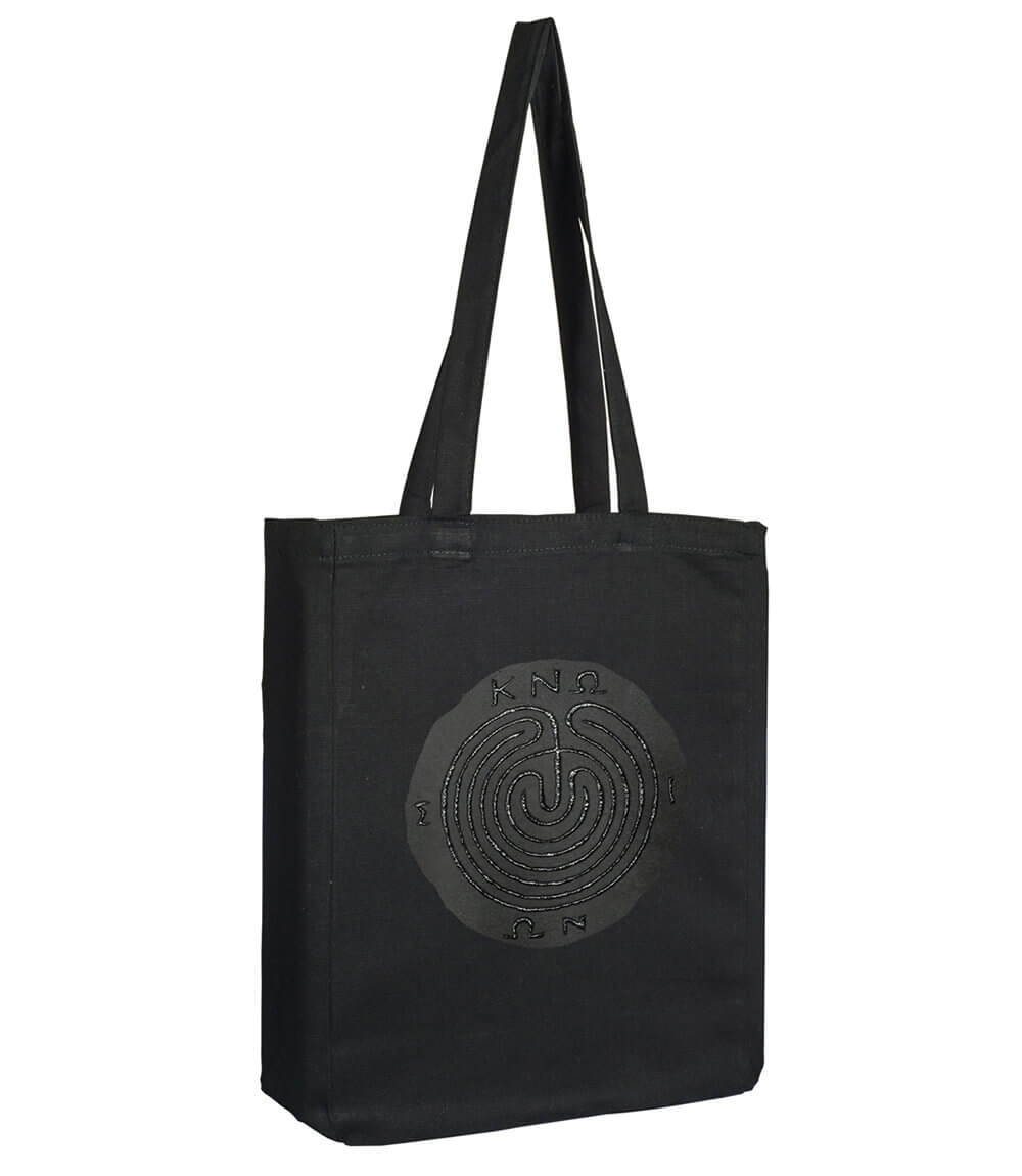 Shopping Bag KNOSSOS MAZE