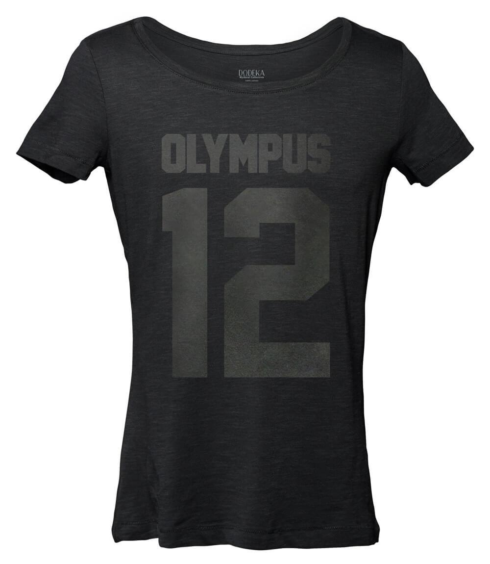 Women T-shirt OLYMPUS 12