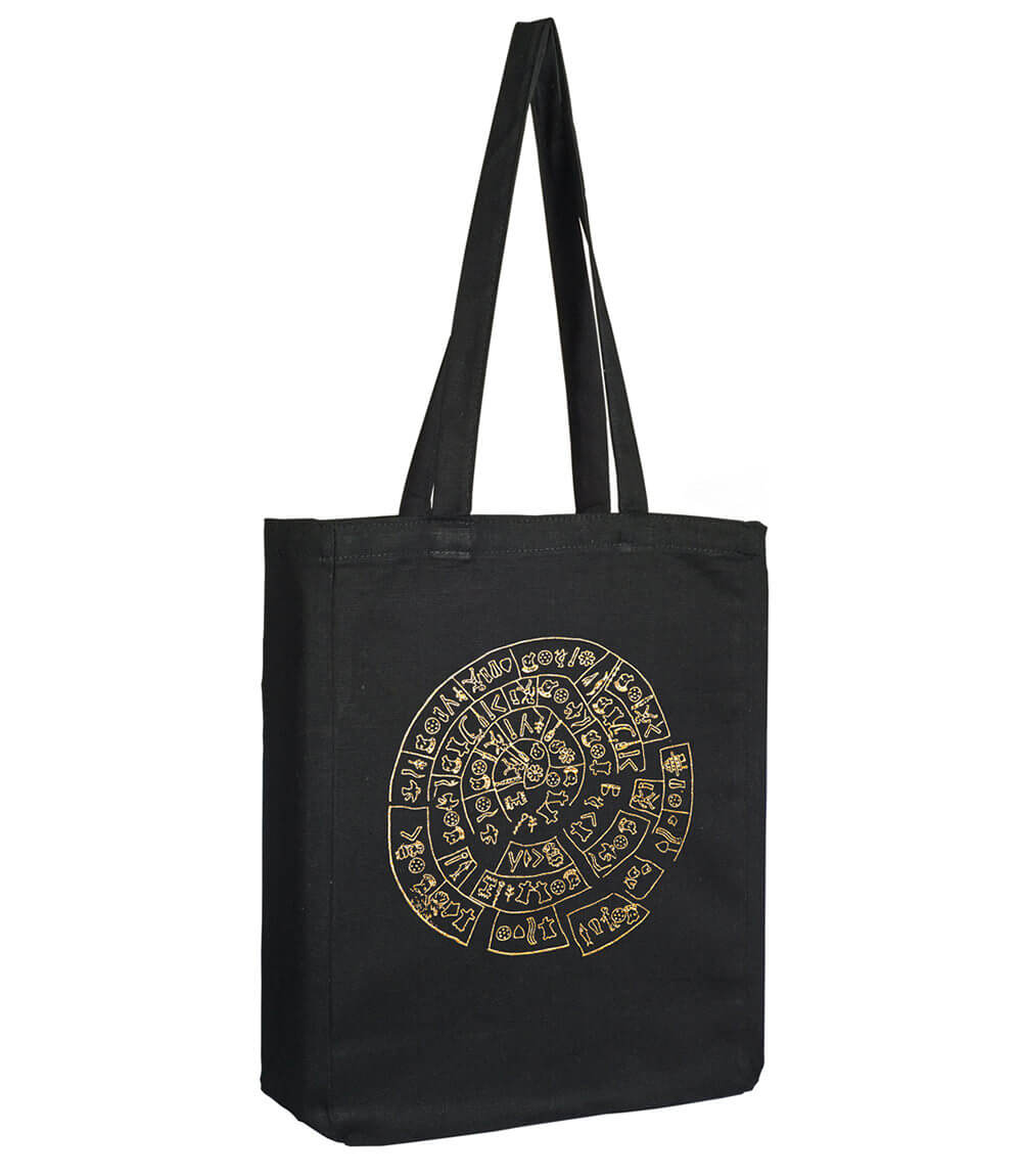 Shopping Bag PHAISTOS DISK