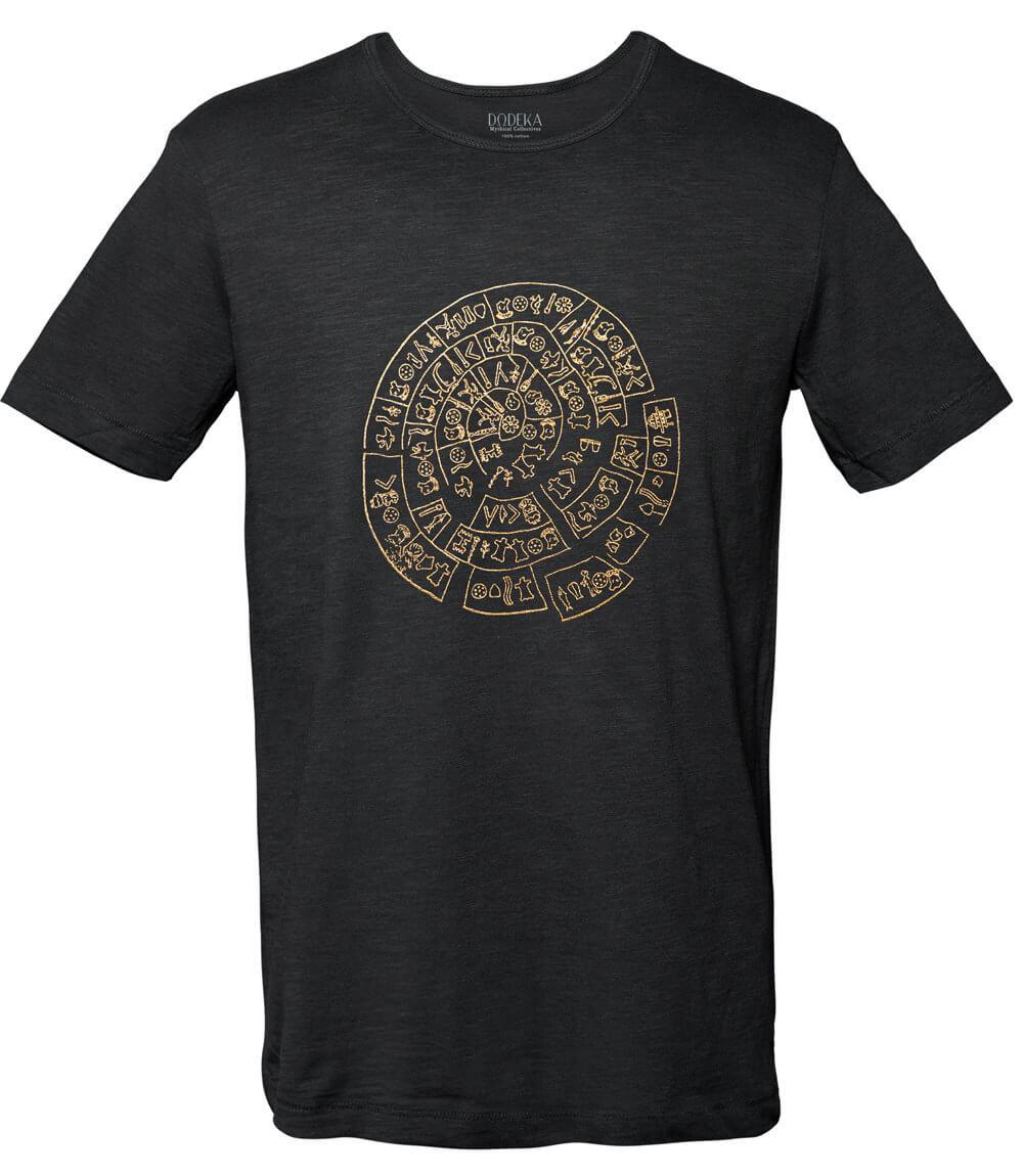 Ανδρικό T-shirt PHAISTOS DISK