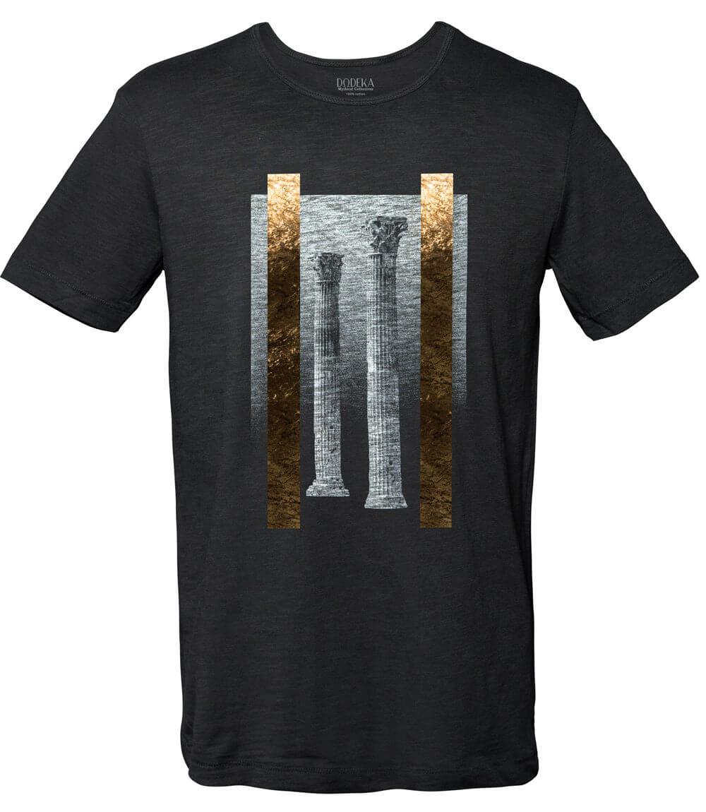 Ανδρικό T-shirt TEMPLE OF ZEUS