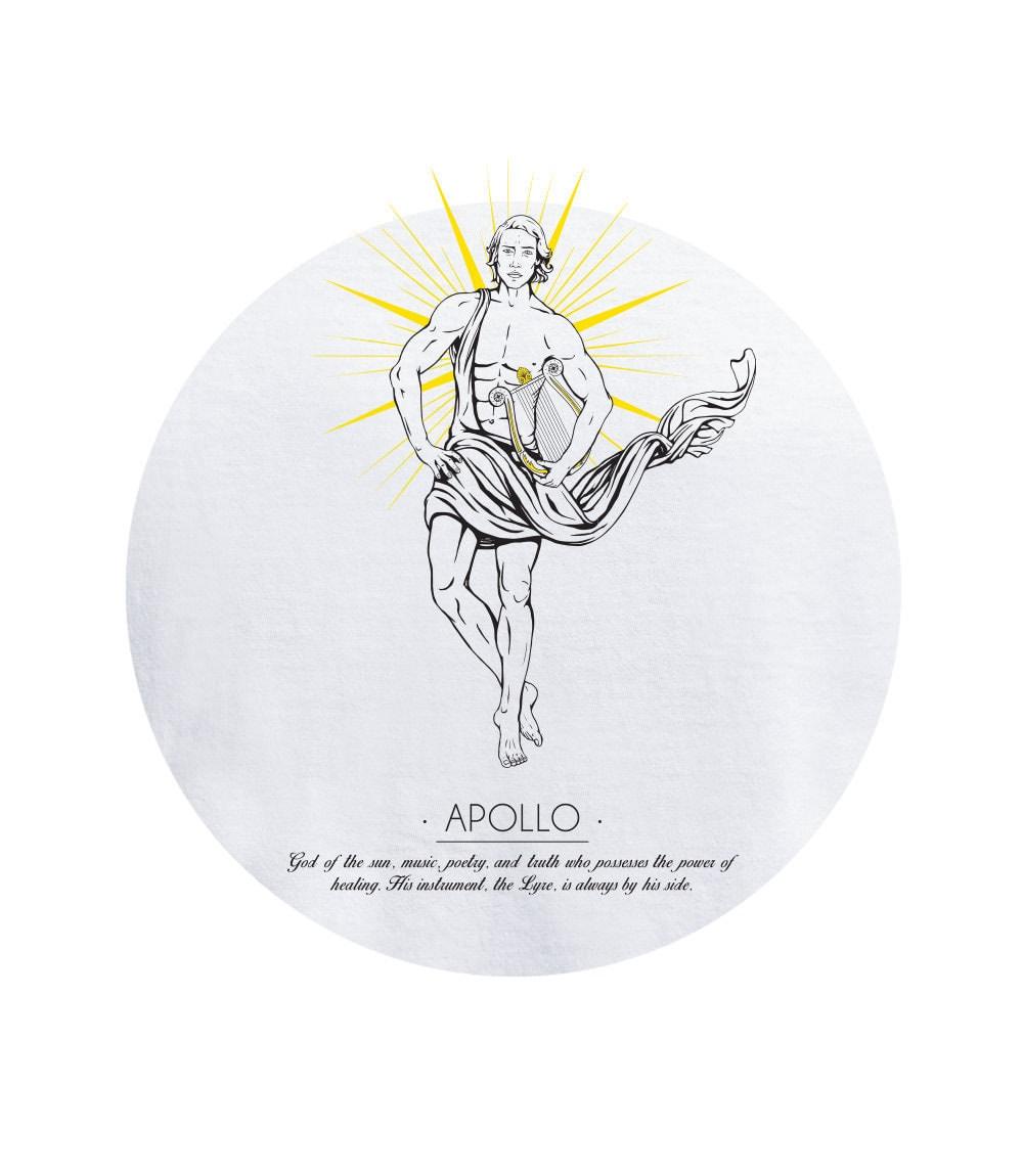 Men T-shirt APOLLO