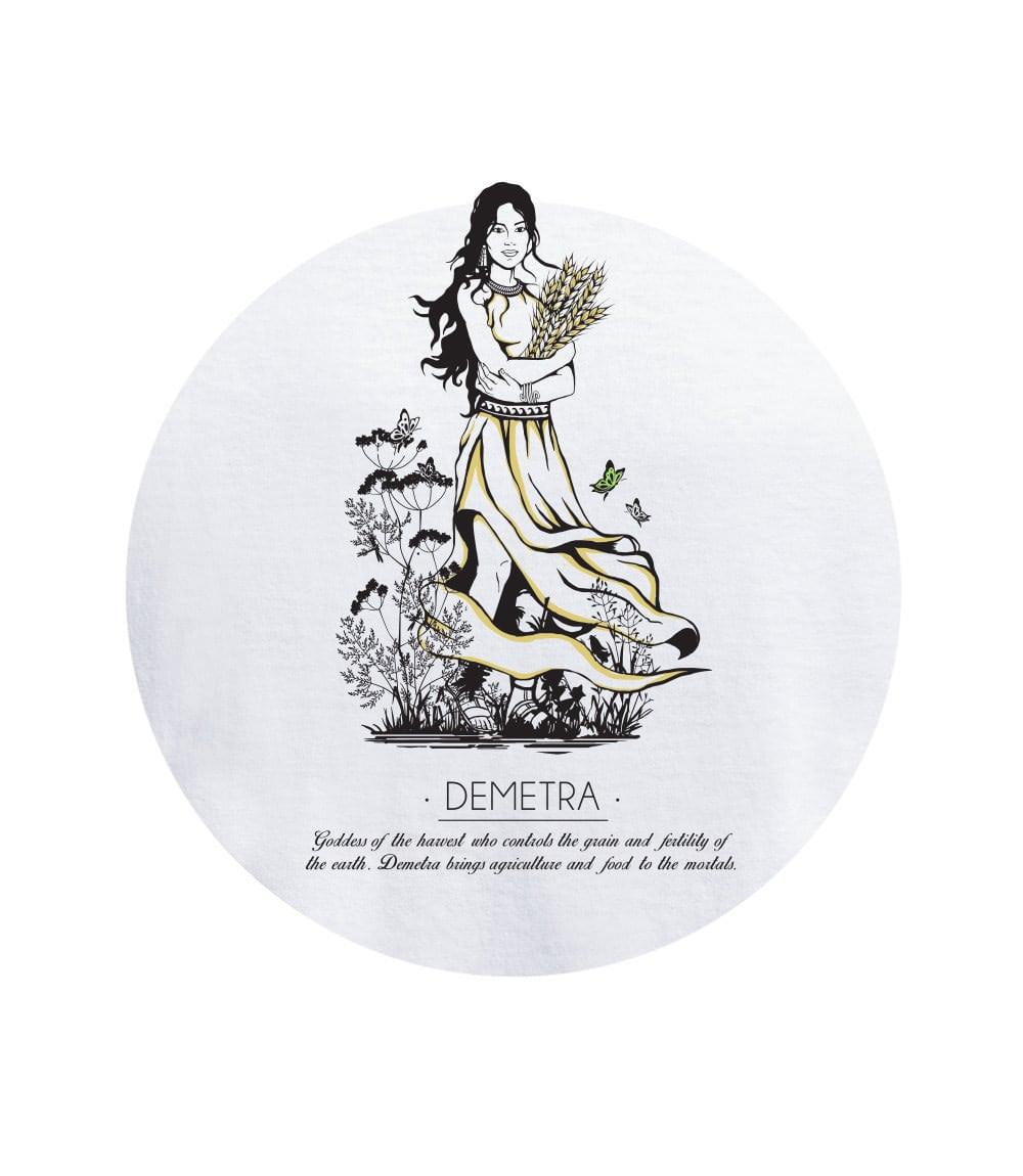 Γυναικείο T-shirt DEMETRA