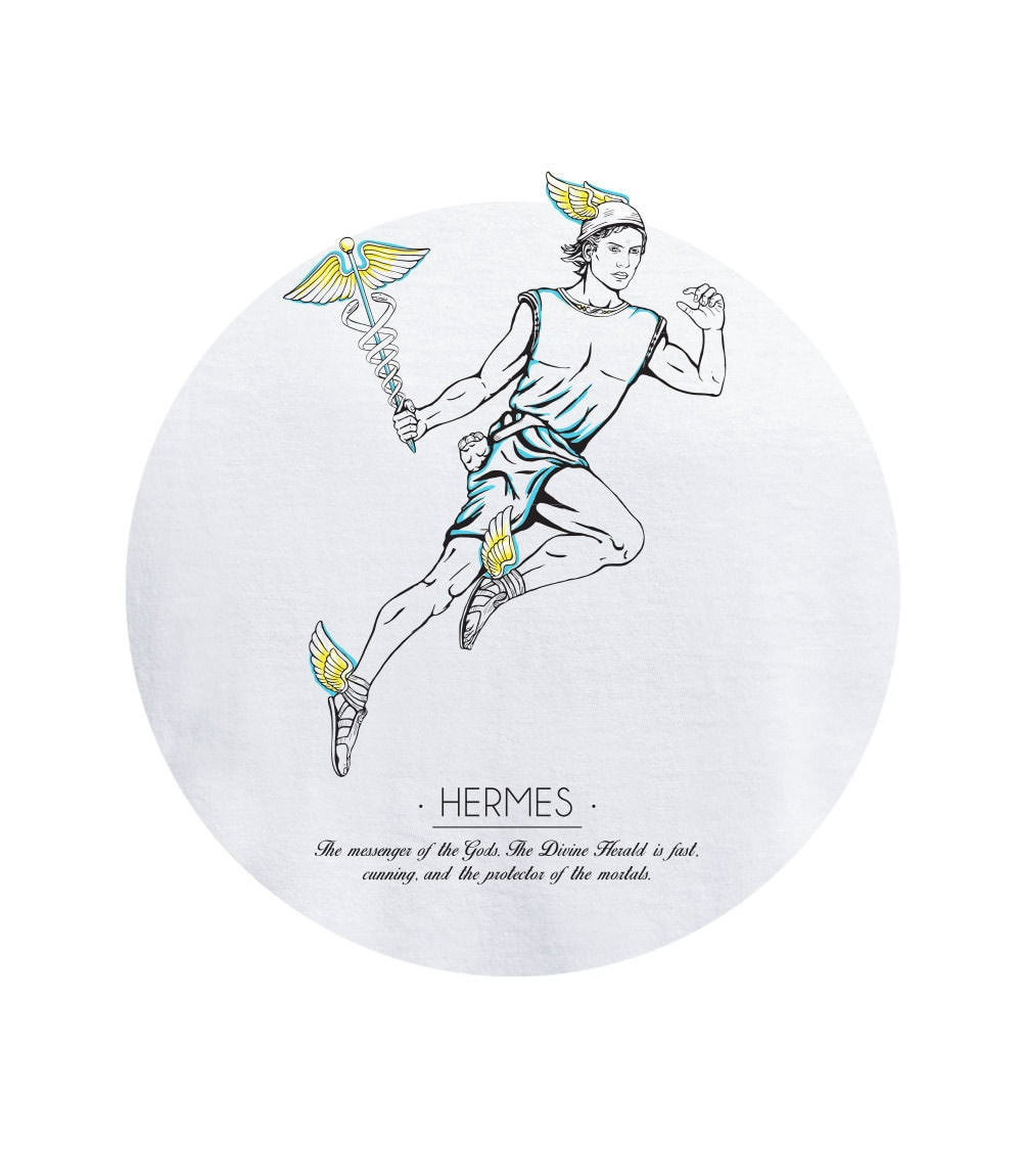 Men T-shirt HERMES